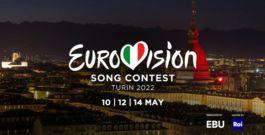 🇮🇹 Даты проведения Евровидения 2022 в Турине