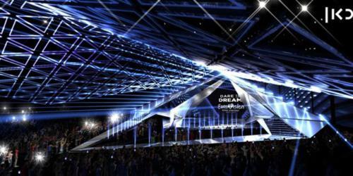 Сцена Евровидение 2019 фото