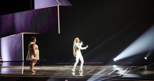 Фотографии с финала Евровидения 2019 11