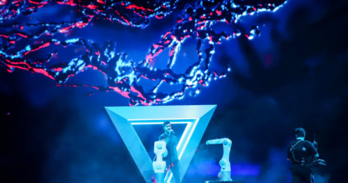 Фотографии с финала Евровидения 2019 12