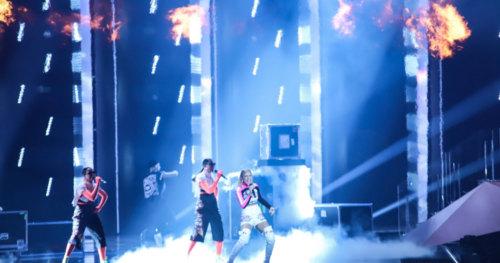 Фотографии с финала Евровидения 2019 13