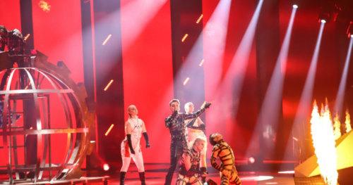 Фотографии с финала Евровидения 2019 15