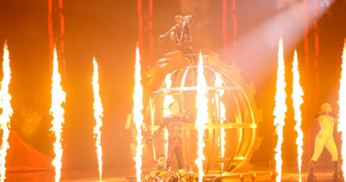 Фотографии с финала Евровидения 2019 16