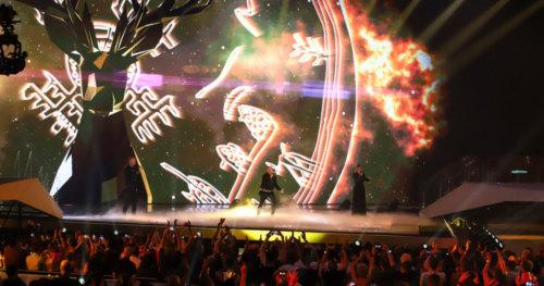 Фотографии с финала Евровидения 2019 18