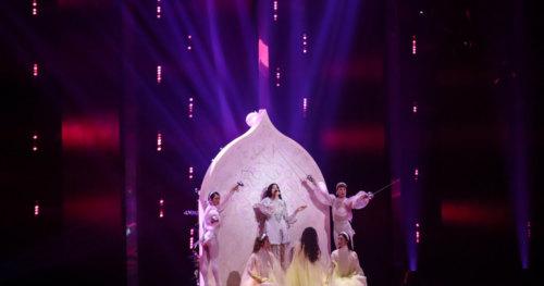 Фотографии с финала Евровидения 2019 20