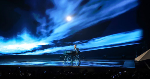 Фотографии с финала Евровидения 2019 21
