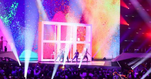 Фотографии с финала Евровидения 2019 6