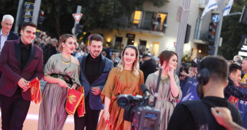 D MOL (Montenegro) arriving at the Orange Carpet 3