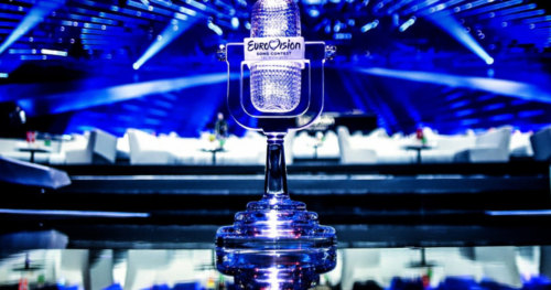 Eurovision Song Contest Trophy 2019 2