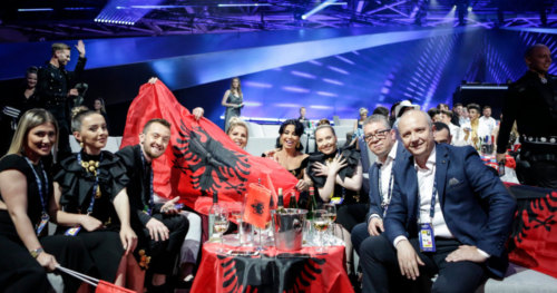 Greenroom Second Semi-Final 2019 12