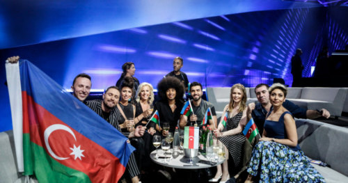 Greenroom Second Semi-Final 2019 Azerbaidjan