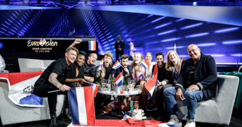 Greenroom Second Semi-Final 2019 France