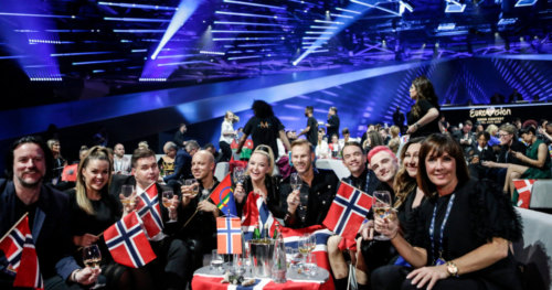 Greenroom Second Semi-Final 2019 Norway