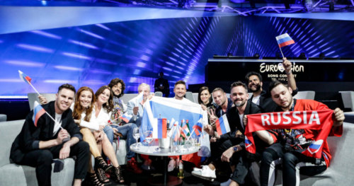 Greenroom Second Semi-Final 2019 Russia