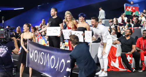 Greenroom Second Semi-Final 2019  Lazarev