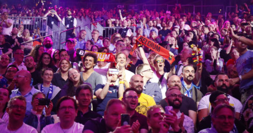 The heat is on for the first Semi-Final of Eurovision 2019