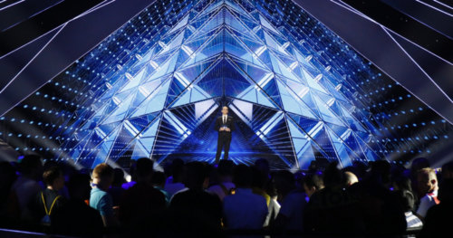 The heat is on for the first Semi-Final of Eurovision 2019 2